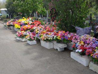 Кладбище в Николаеве, Мешково-Погорелово, поминальный день, маршрутки на кладбище