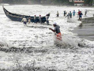 В Индии циклон, новости, Индия, циклон, Гуджарат, Керала, Карнатака, Гоа, Махараштра