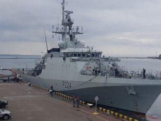 Британский корабль Trent, новости, Украина, корабль, Великобритания, новости, порт, Одесса
