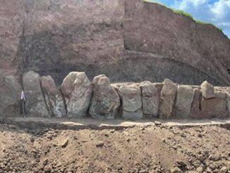 Н-31 кромлех, новости, трасса, кромлех, археология, находка, раскопки, захоронение, Н-31