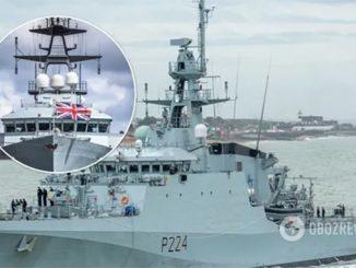Корабли, Великобритания, королевский флот, НАТО, Черное море