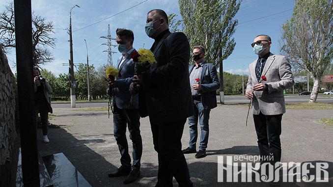 репрессии, новая доска, фото александра сайковского