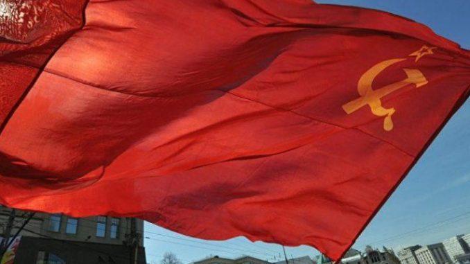 День победы, красный флаг, коммунизм, декоммунизация