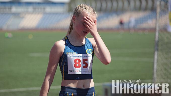 спорт, легкая атлетика, фото Александра Сайковского