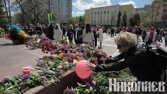 день победы, николаев, фото александра сайковского
