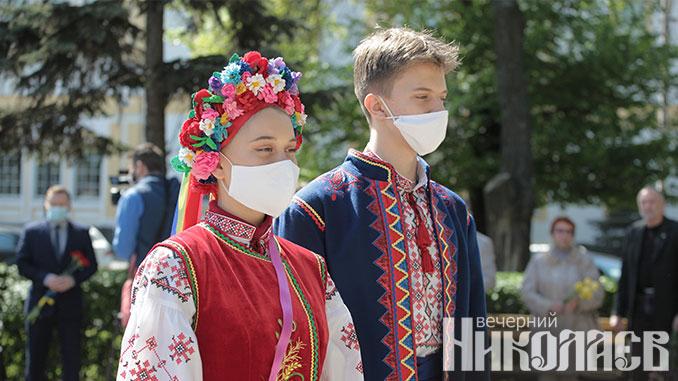 репрессии, николаевщина, митинг, фото александра сайковского