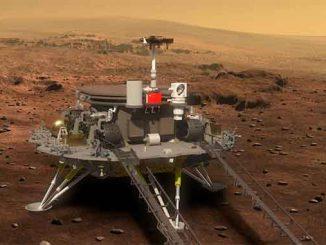 NASA поздравили Китай, новости, Марс, Красная планета, новости, Китай, НАСА, NASA, CNSA, Томас Цурбухен, исследования, космос ,планеты, Марс, зонд, Тяньвэнь-1, Чжунжун, Чанчжэн-5
