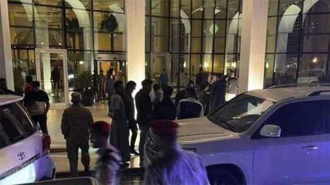 Триполи, новости, теракт, происшествие, Ливия, конфликт,