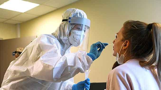 тестирование на коронавирус на границе, новости, Украина, здоровье, пандемия, коронавирус, COVID-19, здоровье, МОЗ, Минздрав, граница, ГПСУ, пограничники, полиция, санврач,