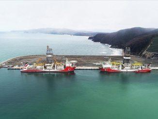 Турция, порт Филиос, Черное море, судоходство