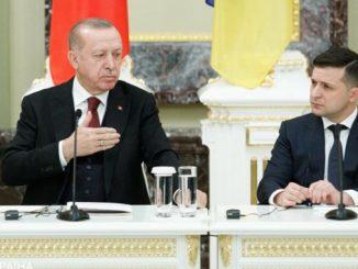 Эрдоган, Зеленский, Турция, РФ