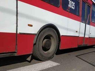 пенсионерка сломала ногу, новости, пенсионеры, троллейбус, происшествия, ДТП, травма