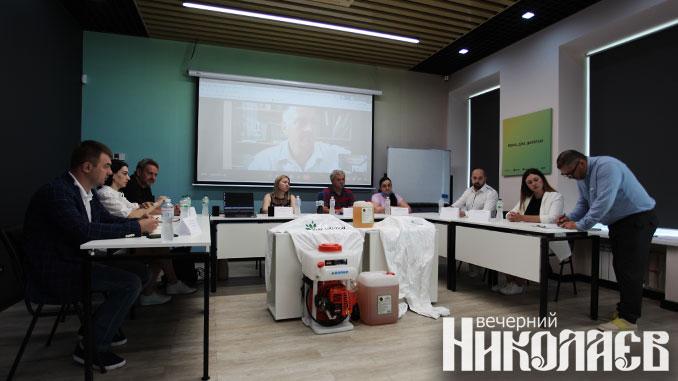 круглый стол. джкх, амброзия, фото александра сайковского