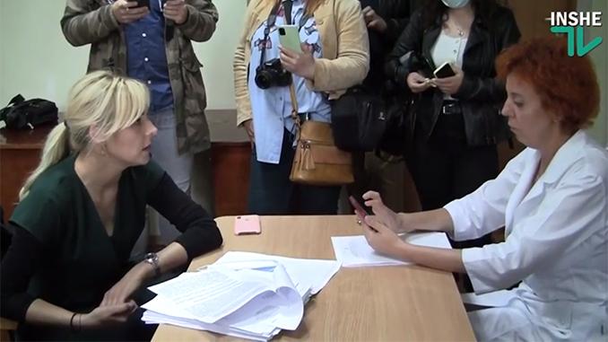 Инфекционка, Светлана Федорова, Анна Замазеева