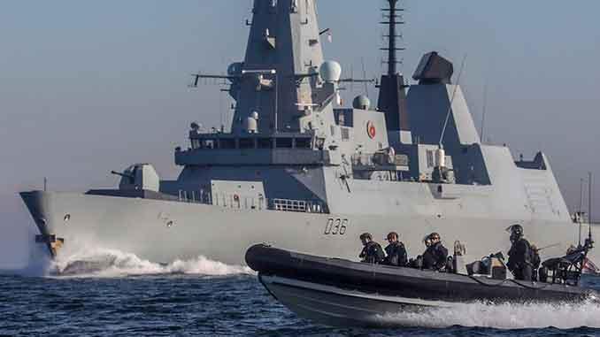 HMS Defender, Британия, Минобороны, Великобритания, РФ, обстрел, эсминец, Крым, конфликт, новости
