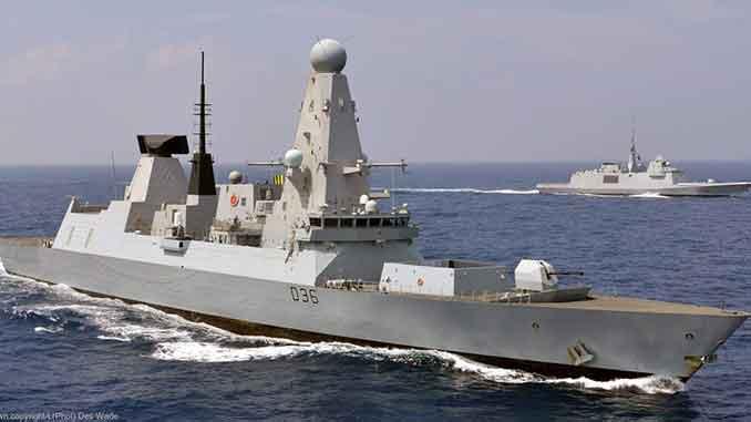открыли огонь, эсминец, РФ, оккупанты, Крым, Фиолент, новости, конфликт, НАТО, Великобритания, война, Украина, ВМС, Defender, HMS