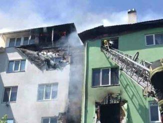 Под Киевом взрыв, новости, Киев, происшествия, взрыв, пятиэтажка, ГСЧС, спасатели, новости