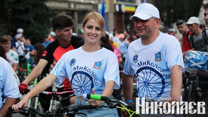 миколесо, велофестиваль, николаев, фото александра сайковского
