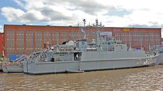 два боевых корабля, новости, Великобритания, флот, новости, ВМСУ, тральщики