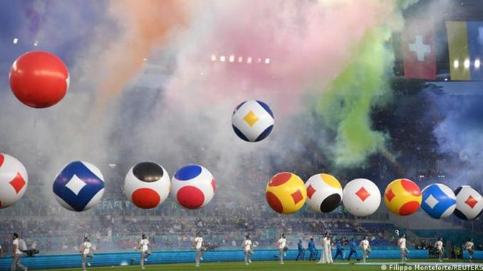 Евро-2020 в Риме