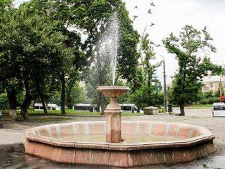 отремонтировали фонтан у ДК Строителей, новости, ремонт, благоустройство, фонтан, ДК, Строителей, Николаев, Коренев,