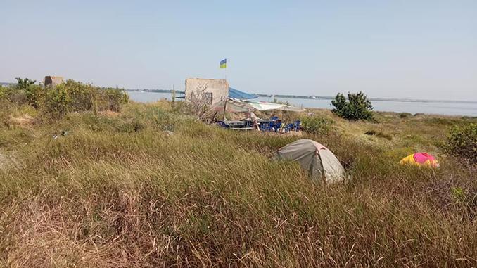 остров Березань, археологическая экспедиция, наука, археология