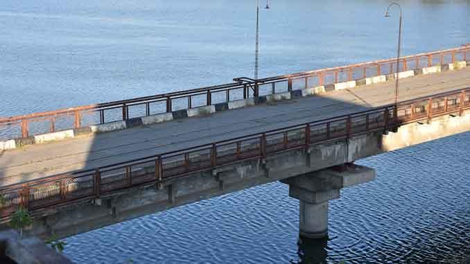 Заводской мост через Ингул, новости, Укроборонпром, НСЗ, мост, Николаев, дорожное движение, Виталий Ким, ОГА, реверс,