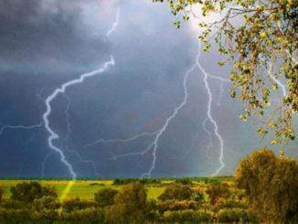 Грозы, дожди, погода в Николаеве