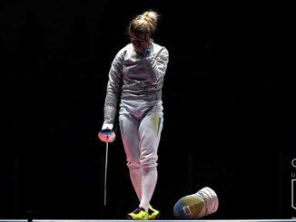 Ольга Харлан выбыла из соревнований Олимпиады в Токио