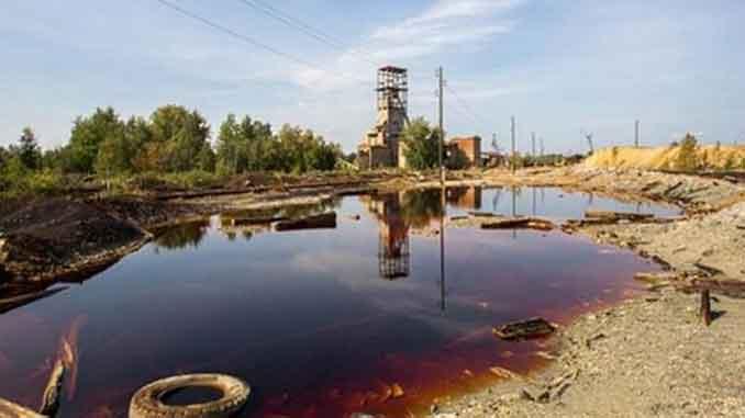 экологическая катастрофа, новости, ОРДЛО, Донецкая область, Луганская область, Украина, РФ, боевики, загрязнение, шахты, экология, новости