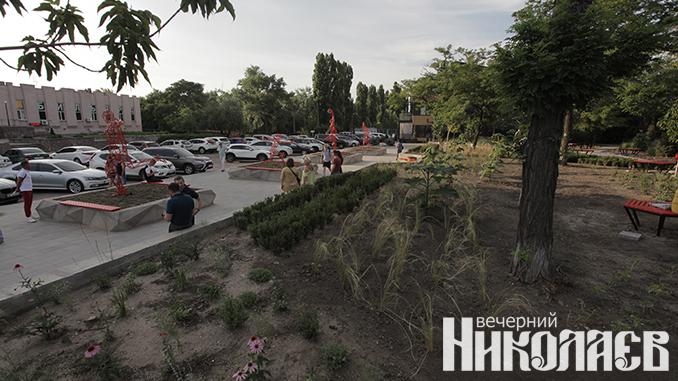 парк, общественный бюджет, спорт, николаев, фото александра сайковского