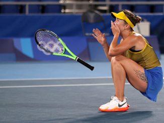 Элина Свитолина, теннис, Олимпиада-2020 в Токио