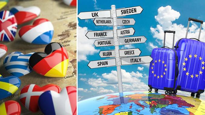 Европа, ЕС, путешествия, границы, карантин в Европе