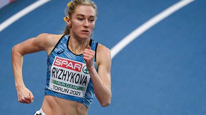 Анна Рыжикова, легкая атлетика, Олимпиада 2020 в Токио