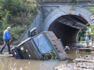 Ливень в Одессе, Одессу затопило