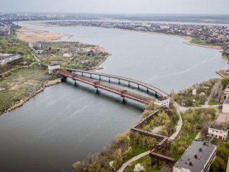 Заводской мост через Ингул в Николаеве