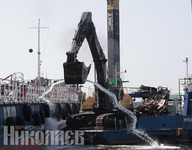 Нибулон, порт Николаева