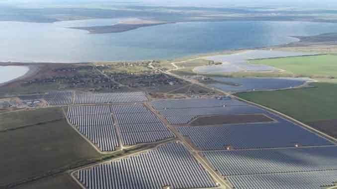 Норвежцы запустили солнечную электростанцию, новости, норвежцы, СЭС, солнечная электростанция, Прогрессовка, Scatec Solar, новости, Николаев, область, электроэнергия,