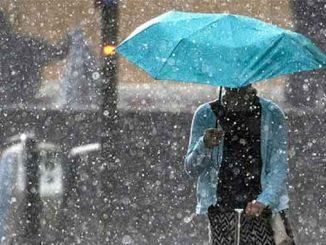 В Украине, погода, ветер, дождь, гроза, прогноз, новости