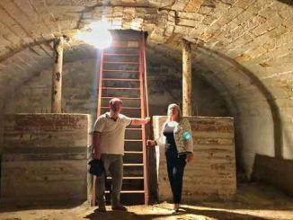 подземный туннель, новости, Николаев, областной краеведческий музей, музей, Старофлотские казармы, туннель, тоннель,