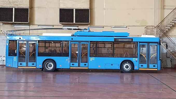 испытания троллейбусов для Николаева, новости, троллейбусы, Николаевэлектротранс, транспорт, коммунальный, Николаев, Днепр, пассажирские перевозки, новости, ЕБРР, кредит