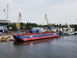 Нибулон, баржа, несамоходное судно