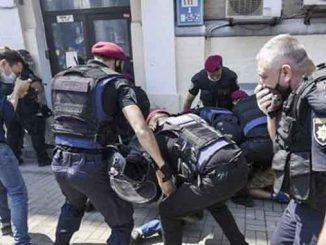 акций протеста, новости, Нацгвардия, силовики, разгон, постановление, Кабмин, протест, Майдан, акции протеста, люстрация, полиция, Зеленский.