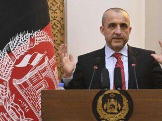 Вице-президент Афганистана Амрулла Салех, новости, Афганистан, сопротивление, Талибан, Амрулла Салех, война,