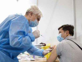 отказ от вакцинации, новости, Украина, Минэкономики, министерство, новости, коронавирус, вакцинация, COVID-19, пандемия, прививки, вакцина, карантин