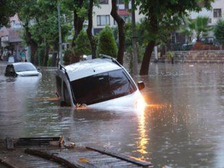 Турция, пожары, наводнения, новости, стихия, вода, дожди,