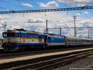 Поезд, железная дорога, Европа, ЕС, Чехия