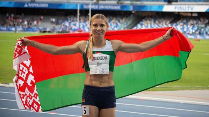 Кристина Тимановская, Олимпиада 2020 в Токио, Беларусь, протесты в Беларуси, режим Лукашенко