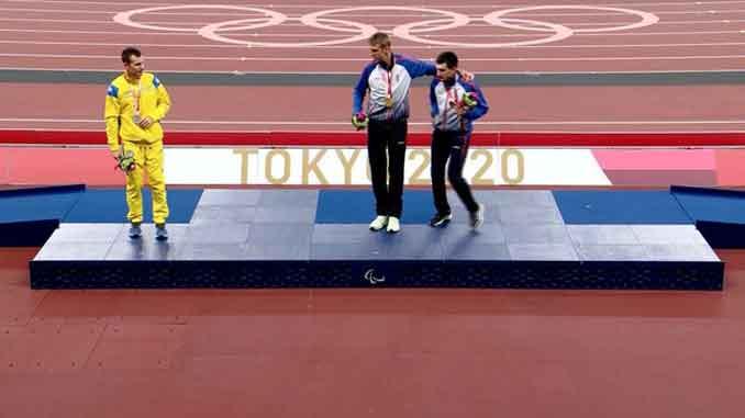 легкоатлет Цветов, новости, Параолимпиада, Токио-2020, спорт, бег, призовые места, РФ,