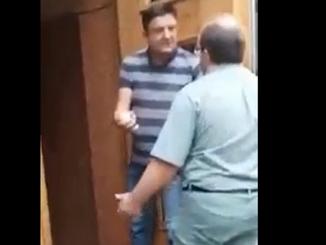 В Киеве мужчина с гранатой угрожал взорвать Кабмин